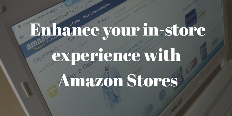 Amazon Stores Showcase Your Brand Build A New Shopping Experience