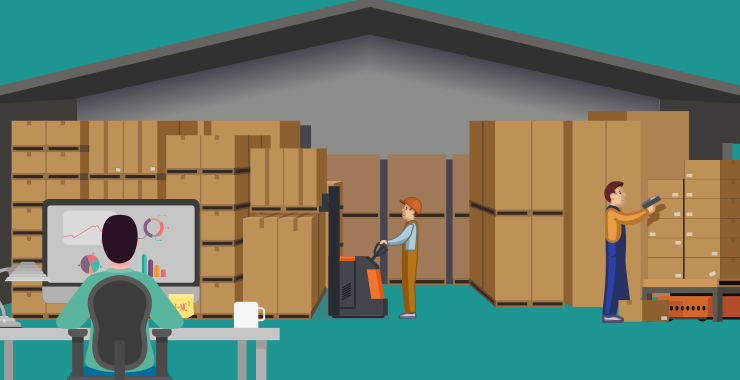 Automated Inventory Management System