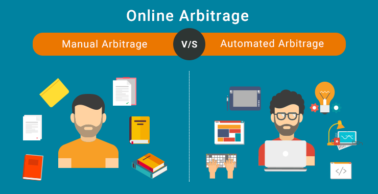 Manual vs. arbitrage software