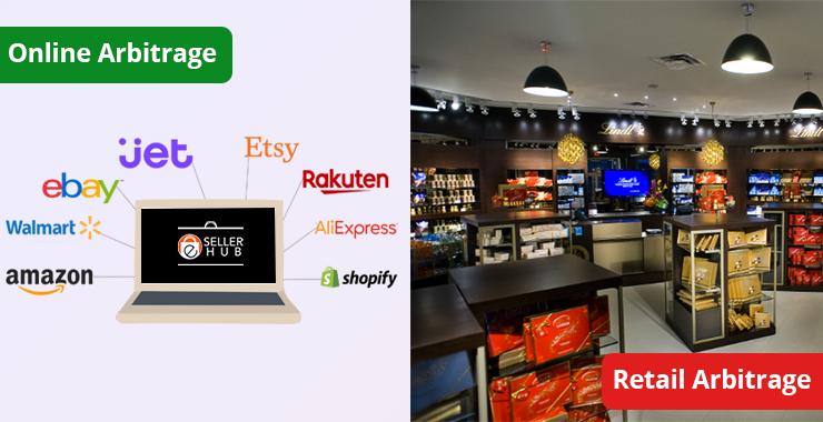 Online Arbitrage vs. retail arbitrage