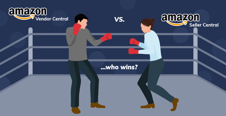 Vendor Central vs. Seller Central