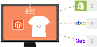 Magento manage inventory
