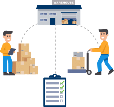 Real-time inventory tracking