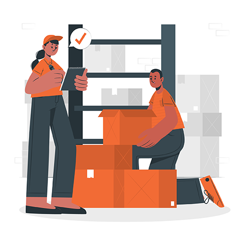 Locate Products in Warehouse Easily
