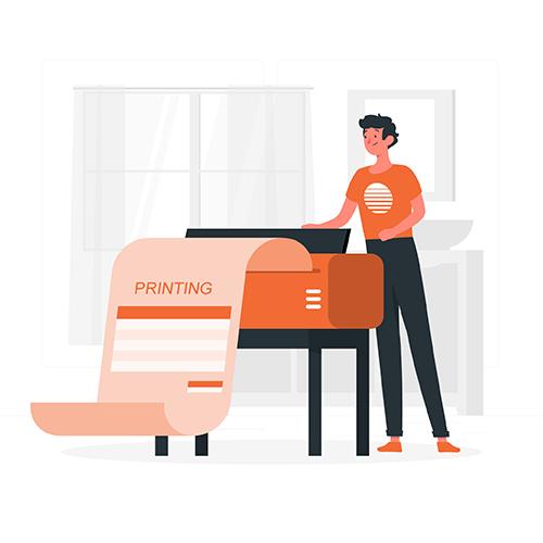 Printing Picking and Packing Slips